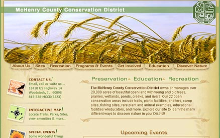 McHenry County Conservation District