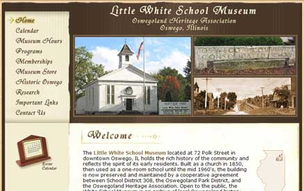 Little White School Museum