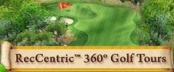 360° Panoramic Golf Tours